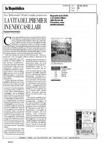 Recensione, la Repubblica